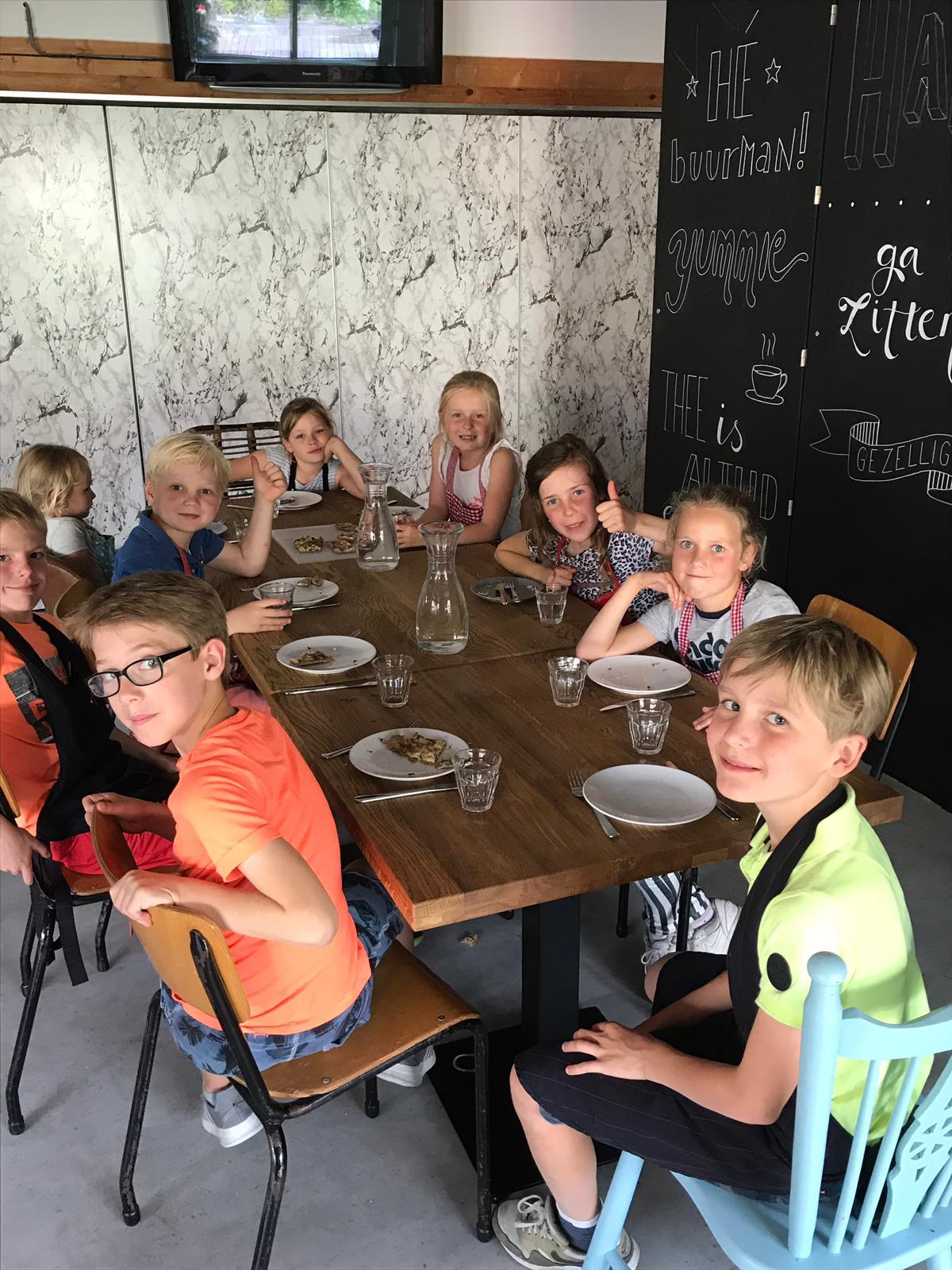Kinderkoken Lazy Summer Food