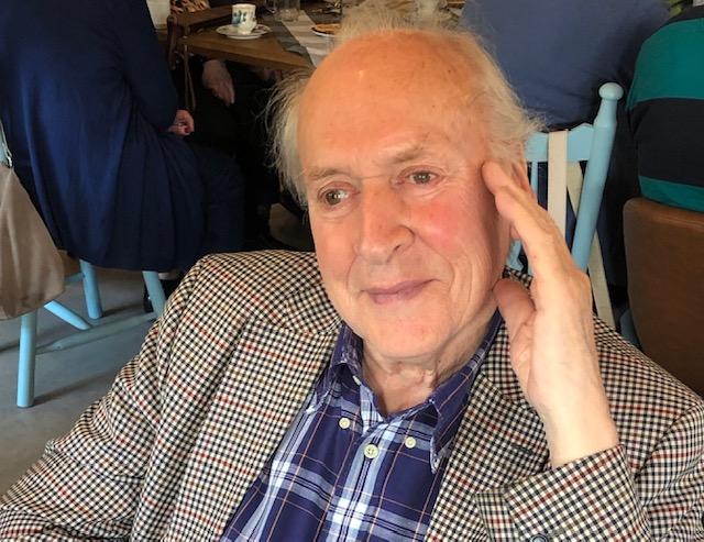 In Memoriam: Peter Jonkman